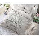 Großhandel Bettwäsche & Matratzen: Schöne Dinge Grau 135 x 200 Grau