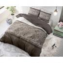 groothandel Home & Living: Warm Skin Grey 160 x 200 Grijs