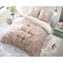 groothandel Bedtextiel & matrassen: Little Things Sand 140 x 220 Zand