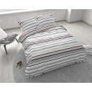 wholesale Bedlinen & Mattresses: Mika White 140 x 200 White