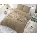 groothandel Home & Living: ST Royal Luxury  Taupe 200 x 200 Taupe