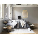 mayorista Casa y decoración: Bruce antracita  140 x 200/260 antracita