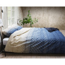 Indigo Knit Blue 240 x 200/260 Blue