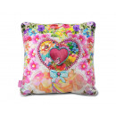 Coussin Lizzy multi 45 x 45 multi