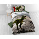 wholesale Home & Living: Dinosaurs Green 140 x 200 Green