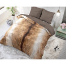 groothandel Home & Living: Reindeer Skin  Taupe 200 x 200 Taupe