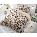 groothandel Home & Living: Cheetah Skin Taupe 240 x 220 Taupe