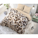 groothandel Home & Living: Cheetah Skin Taupe 200 x 200 Taupe