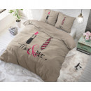groothandel Home & Living: Lips and Tie Taupe 200 x 200 Taupe