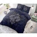 Großhandel Bettwäsche & Matratzen: Moderne  Paisley-Blau 135 x 200 Blau