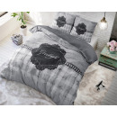 wholesale Home & Living: Goodnight 3 Gray 200 x 220 Gray