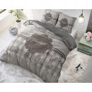 Großhandel Home & Living: Gute Nacht 3 Taupe 135 x 200 Taupe