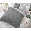 Twin Washed Cotton Gray 200 x 220 Gray