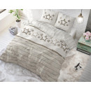 groothandel Home & Living: Stars and Stars Taupe 140 x 220 Taupe