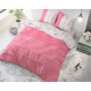 groothandel Home & Living:Gino Pink 200 x 220 Roze