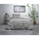 FL Twin Washed Cotton Gray 140 x 220 Gray