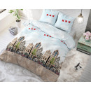 groothandel Home & Living: Amsterdam Canal  Multi 140 x 220 Multi
