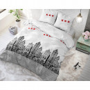 ingrosso Home & Living: Amsterdam Canal Grey 240 x 220 Grey