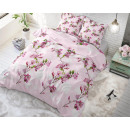 wholesale Home & Living: Flower Blush Pink 200 x 220 Pink
