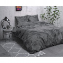 Beauty Skin Care duvet cover Anthracite 140 x 2