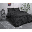 Beauty Skin Care duvet cover Black 140 x 220 Zw