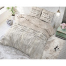 groothandel Home & Living: Goodnight Wood Taupe 140 x 220 Taupe