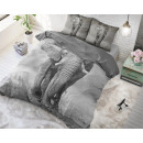 Großhandel Home & Living: Eleganter Elefant  Anthrazit 200 x 220 Anthrazit