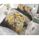 Lion Mind Taupe 140 x 220 Taupe