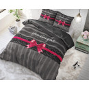 grossiste Maison et habitat: Goodnight Ribbon Anthracite 200 x 220 Anthracite