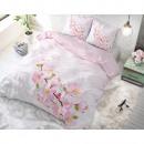 Sweet Flowers Pink 240 x 220 Roze