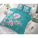 wholesale Home & Living: Cherry Blossom 2 Turquoise 200 x 220 Turquoise