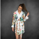 wholesale Fashion & Apparel: Bathrobe Kemya White Large White