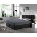 Fitted Sheet Jersey 160 gr. Anthracite 200 x 220 A