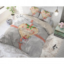 wholesale Home & Living: Merry Christmas Gray 240 x 220 Gray