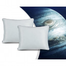 2Pack NASA Cooling Memory Foam Pillow 50 x 60 Whit