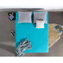 Fitted SheetJersey 135 gr. Turquoise 80/90/100 x 2