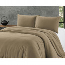 Bamboo Touch Taupe 200 x 220 Taupe