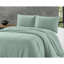 Bamboo Touch Pastel Green 240 x 220 Pastel Green