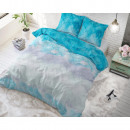 wholesale Home & Living: Dream Wave Blue 200 x 220 Blue