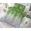 Botanic Wave Green 200 x 220 Green
