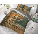 Nature Tiger Taupe 140 x 220 cm Taupe