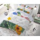 Summer Botanical Dream Multi 200 x 220 Multicolor