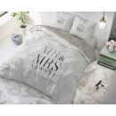 wholesale Home & Living: Mr and Mrs Elegant White 200 x 200 White