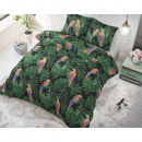 Tropical Parrot Green 140 x 220 Green
