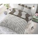 groothandel Home & Living: Cleo Taupe 240 x 220 Taupe