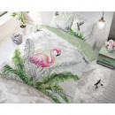 Flamingo Splash White 200 x 220 White