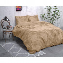 Beauty Skin Care duvet cover Taupe 200 x 220 Ta