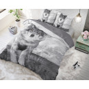 wholesale Home & Living: Wolf Nature Gray 240 x 220 Gray