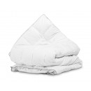 velvet Half Down 4 Seasons Duvert White 240 x 22