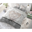 wholesale Home & Living: Love Anyway Gray 200 x 220 Gray